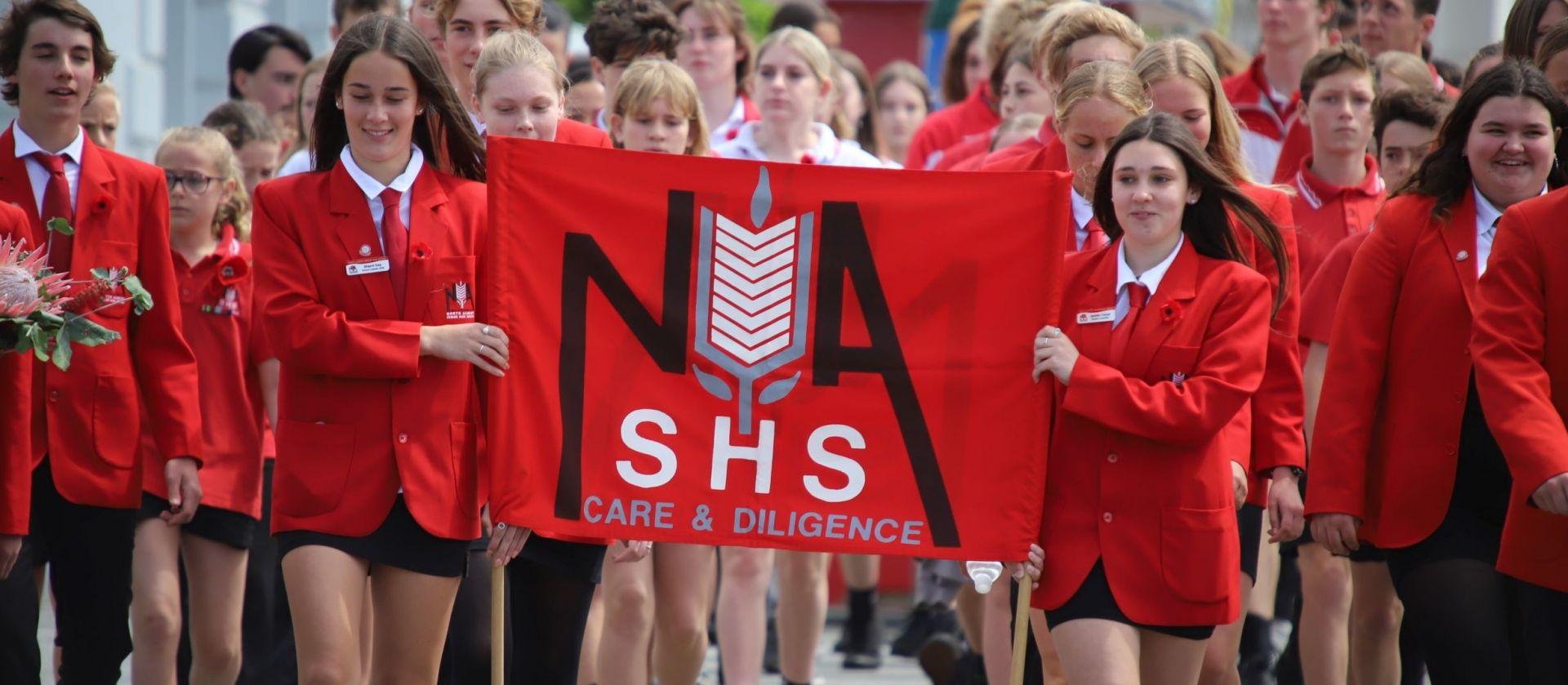 North Albany Senior High School